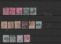 tazmania early used stamps ref 6976