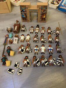 Lot Playmobil Egypt