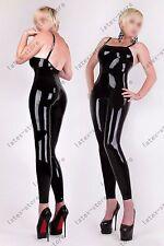 578 Latex Rubber Gummi strips Catsuit jumpsuit bodysuit customized costume 0.4mm
