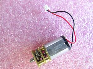 1,7-5V/DC Gleichstrom Getriebemotor DC-Motor für Robotik Roboter Miniaturmotor