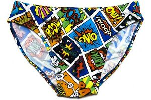 New with Tags Swim Briefs Swimming for Kid's Boy's Aliera