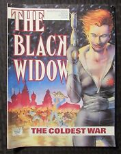 1990 BLACK WIDOW The Coldest War SC FN+ 6.5 1st Printing Graphic Novel