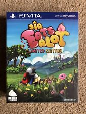 Sir Eats A Lot Limited Edition PlayStation PS Vita Game