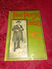 That Printer of Udell's by Harold Bell Wright (1911, Hardcover) #sn