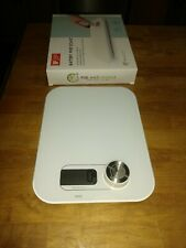 Digital Kitchen Scale - NO BATTERIES NEEDED - Multifunction Food Weighing Scale,