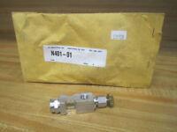Lube Devices N401-01 LDI Needle Valve N40101