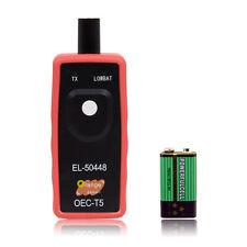 EL-50448 TPMS Activation Car Tire Pressure Monitor Sensor For SPX GM