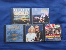 Country Sampler-Musik-CD 's vom Music-Label