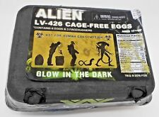 NECA ALIEN Xenomorph-LV-426 Cage Free Eggs Glow In Dark-NEW-Distressed Package