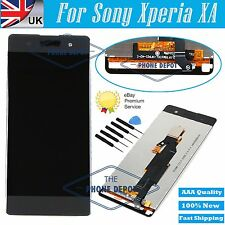 LCD Touch Screen Digitizer Display For Sony Xperia XA F3111 F3113 Replacement UK