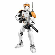LEGO: Star Wars Clone Commander Cody #75108 Buildable Figure- NEW FACTORY-SEALED