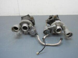 2012 11 12 13 14 Porsche Cayenne Turbo Turbocharger Set #0513