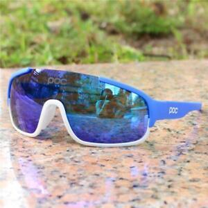 3 Lens Blade Cycling Sunglasses Men Sport Road Mtb goggles Bike