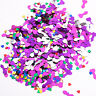 Love Heart Table Scatter Hen Party Confetti Sparkle Night Do Party Accessorie