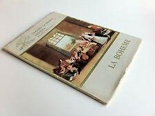 LA BOHEME TEATRO LA FENICE VENEZIA STAGIONE LIRICA 1969-70 MUSICA G. PUCCINI