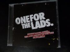 CD ALBUM - ONE FOR THE LADS - KASABIAN / STONE ROSES / PRIMAL SCREAM / FAITHLESS