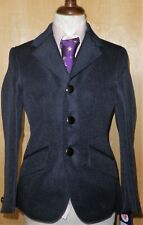 Mears Child's Festival Unisex Navy Show Jacket In Sizes 24, 26, 28 & 30