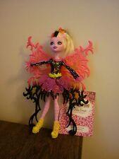 Monster High Freaky Fusion Hybrid BONITA Fémur poupée avec journal