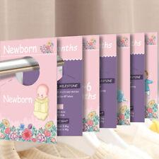 7Set Nursery Closet Organizer Dividers Newborn Unisex Baby Floral Closet Divider