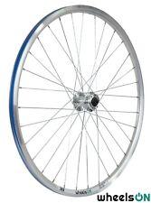 QR 700c 29er wheelsON Front Wheel Hybrid Mountain Bike V-Brakes/Disc Silver 32H