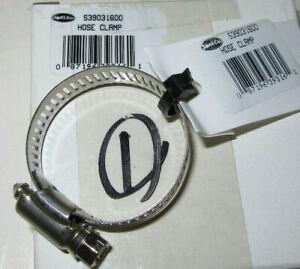 GENUINE OEM Speeco Log Splitter WORM GEAR CLAMP S39031600 OREGON
