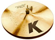Zildjian 14in K Custom Dark Hi Hat Pair K0943