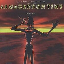 Armageddon Time - Various Artists (CD 1999)