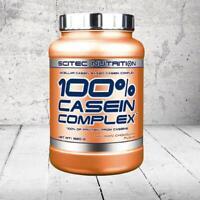 SCITEC NUTRITION 100% CASEIN COMPLEX Pure Casein Protein Powder With Gutamine