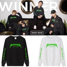Kpop WINNER Sweater EVERYWHERE Concert MILLIONS Album Unisex Sweatershirt D860