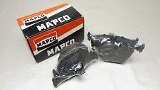 MAPCO 6774 Bremsbelagsatz Scheibenbremse Hinten für BMW 7er X3 3er X5   #54/A117