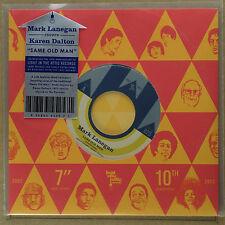 """MARK LANEGAN - Same Old Man **BLUE 7""""-Vinyl**NEW**Karen Dalton**US-press**"""