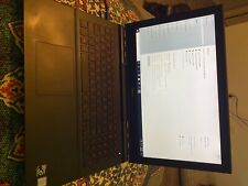 Dell Inspiron 15 7000 Gaming. Black and Red. Used. 1050TI Graphics card.