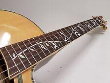 Nashville Steel String-Fancy Fingerboard