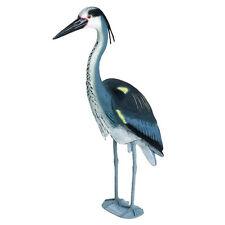 More details for pontec decoy plastic heron deterrent for garden pond