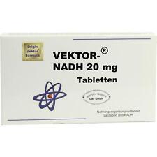 VEKTOR NADH 20 mg Lutschtabletten 30 St