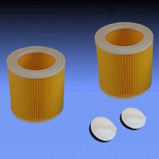Filter waschbar Faltenfilter passend für AEG RSE 1400 RSE1400