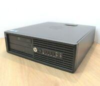 HP Z220 Workstation Windows 10 Desktop Intel Xeon E3-1225 v2 3.2GHz 8GB 1TB HDD