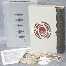 MADOKA MAGICA Puella Magi Production Note +Original Case Art Book Set Ltd