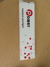 Opoway Pen Light 2 package pupil Gauge LED Penlight Medical for Doctor Nurse