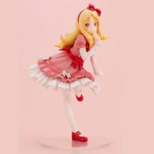 Eromanga Sensei Elf Yamada Action Figure Cute Ver. Emily Granger PVC figure Toy