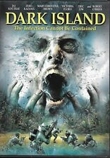 """Dark Island (DVD) """"The Infection Cannot be Contained"""", HORROR!!!"""