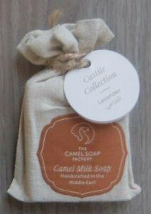 Castile Collection Lavender Camel Milk Soap