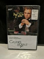 Casino Royale (DVD, 2006), James Bond, New