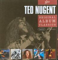 TED NUGENT - ORIGINAL ALBUM CLASSICS NEW CD