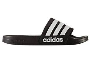 Sandali da uomo Adidas Adilette Shower AQ1701 ciabbatte mare doccia piscina nero