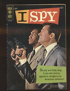 I Spy # 1 - Robert Culp & Bill Cosby photo cover VG/Fine Cond.