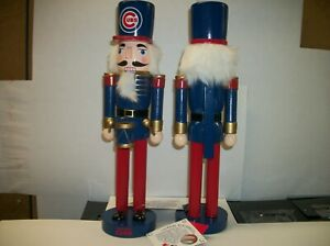 CHICAG CUBS NUT CRACKER