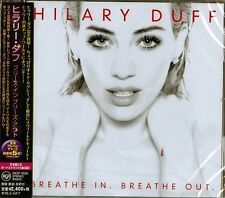 HILARY DUFF-BREATHE IN. BREATHE OUT.-JAPAN CD F30