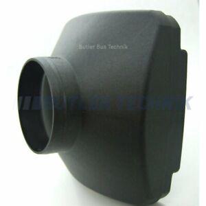 Espar Eberspacher Heater Airtronic D2 - 60mm Straight OUTLET HOOD | 221000010016