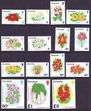 Ascension 1981 SC 274-288 MNH Set Flower